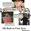 Reading:  Old Books on Front, September 21!