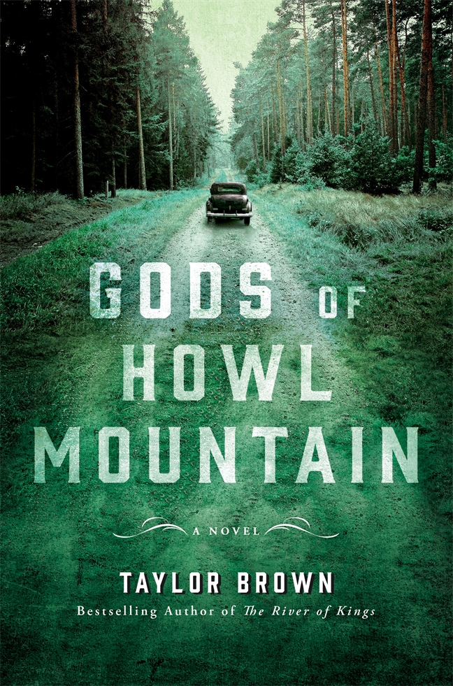 Gods of Howl Mountain Cover
