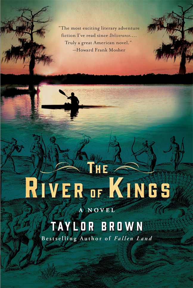 River of Kings Cover