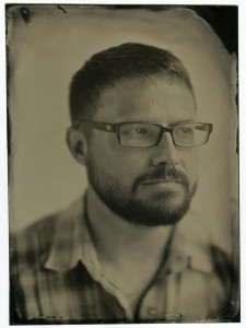 Original Tintype by Harry Taylor