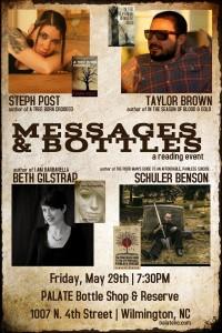 Messages-Bottles-Event