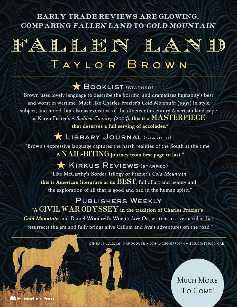 Fallen Land Reviews