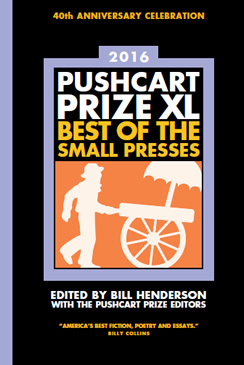 Pushcart Prize 2016