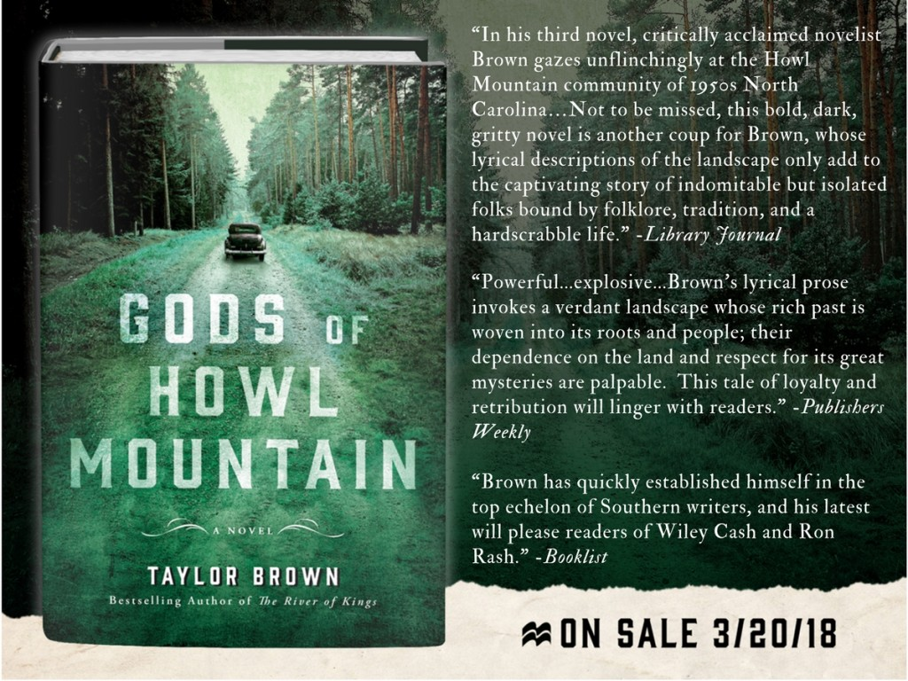 Gods of Howl Mountain Reviews